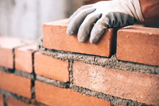 Bricklayer in Wilmslow